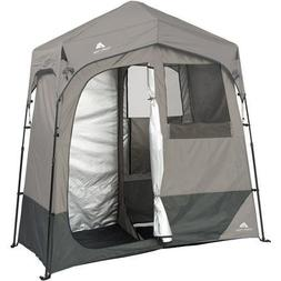 Ozark Trail 2-Room 7' x 3.5' Instant Shower/Utility Shelter