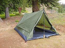 Trekker Tent 2.2 Two Person Trekking Pole Backpacking Tent G