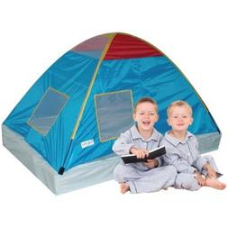 Twin Bed Tent GigaTent Dream Catcher Features Two Fiberglass