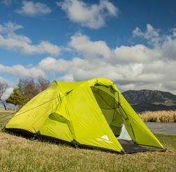 Two Person Tent For Camping Lightweight 4 Season Waterproof