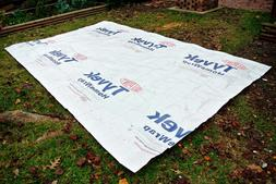 Tyvek /ft Camp Tarp Tent Footprint Ground Cloth 10ft Roll Fl