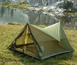 Ultralight Backcountry Tent Heavy Duty Trekking Backpacking