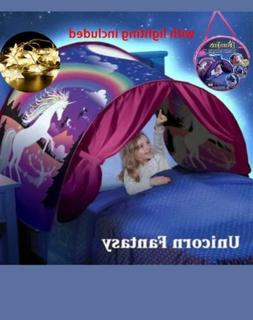 Unicorn Magical Dream Tents As Seen on TV Play Bed Tent Fant