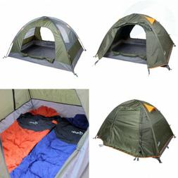 yodo Upgraded 3-Season 1,2,4 Person Waterproof Tent for Camp
