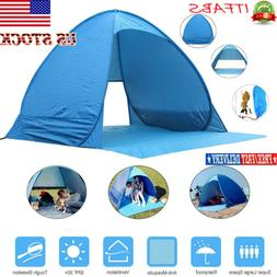 US 2 Person Summer Outdoor Sports Sunshade Tent for Fishing