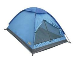 High Peak USA Alpinizmo Monodome 3 Person Tent Blue
