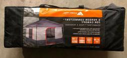 Ozark Trail W604.1 6-person Instant Tent - Gray