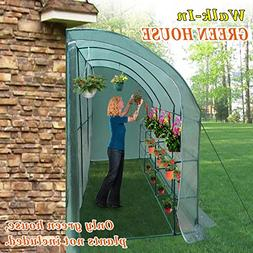 Strong Camel New Large Walk-in Wall Greenhouse 10x5x7'H w 3