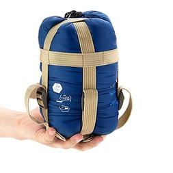ECOOPRO Warm Weather Sleeping Bag - Outdoor Camping, Backpac