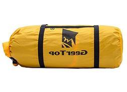 Geertop Waterproof Adjustable Tent Compression Bag Lightweig