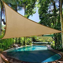 Waterproof Sun Shade Canopy Outdoor Garden Patio Pool Shade
