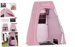 WolfWise Portable Pop Up Privacy Shower Tent Spacious Changi