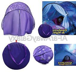 Meigirlxy Wonderland Bed Tents for Children, Magical Tent Ki